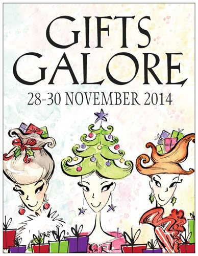 Gifts Galore Show Dates